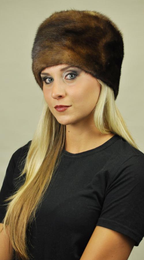 Audinės kailio kepurės